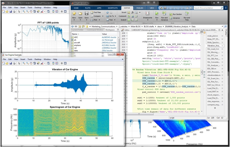 MATLAB-vibration-analysis