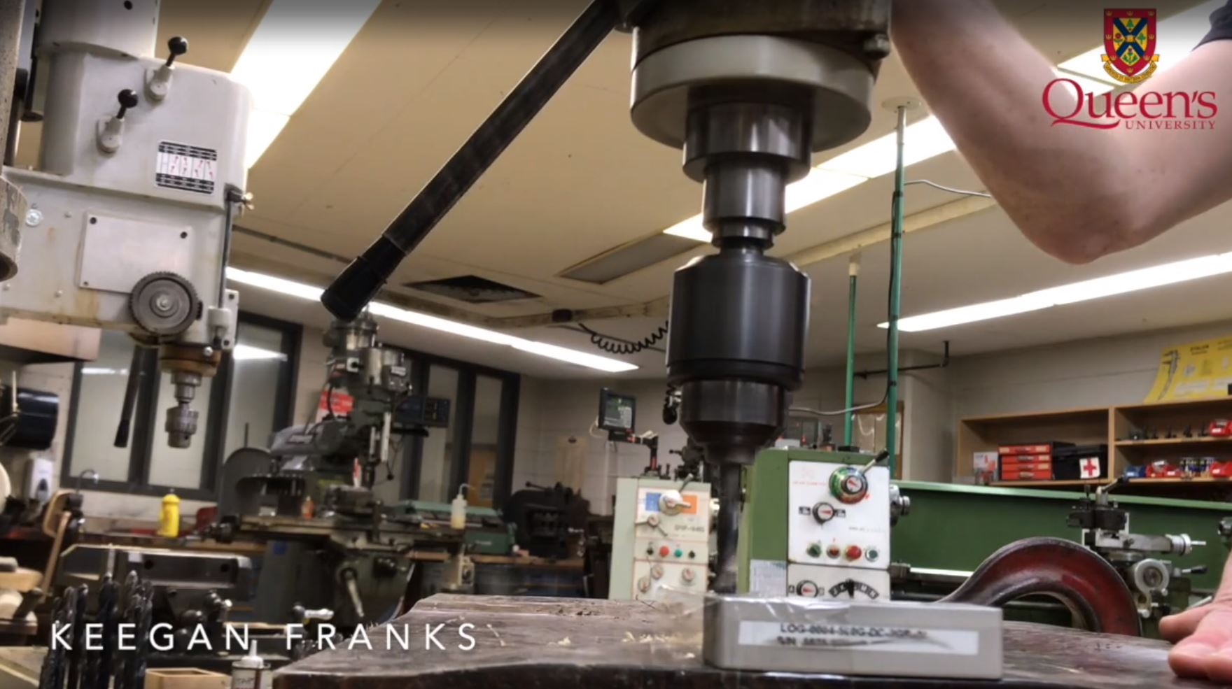 vibration monitoring drilling endaq sensor